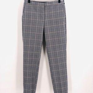 Zara: Career Wear Checkered Jogging Pants